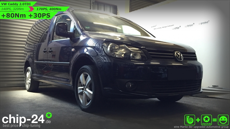 upchip by upgraded volkswagen caddy 2 0 tdi up1 caddy 2k. Black Bedroom Furniture Sets. Home Design Ideas